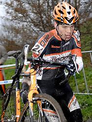 07-01-2007 WIELRENNEN: NK VELDRIJDEN MANNEN: WOERDEN<br /> Jelmer Pietersma<br /> ©2007-WWW.FOTOHOOGENDOORN.NL