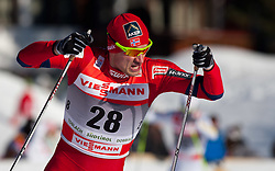 05.01.2011, Nordic Arena, Toblach, ITA, FIS Cross Country, Tour de Ski, Qualifikation Sprint Women and Men, im Bild Marcus Hellner (SWE, #27). EXPA Pictures © 2011, PhotoCredit: EXPA/ J. Groder