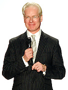 Host Tim Gunn appears during Project Runway Season 6 Finale taping at Mercedes-Benz Fashion Week Fall 2009 show.