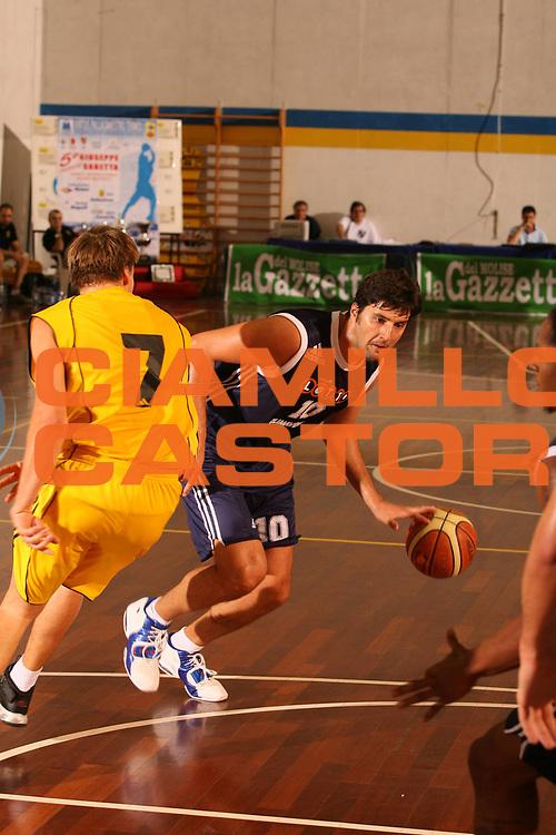 DESCRIZIONE : Termoli Precampionato Lega A1 2006-07 Lottomatica Virtus Roma Salonicco <br /> GIOCATORE : Bodiroga <br /> SQUADRA : Lottomatica Virtus Roma <br /> EVENTO : Precampionato Lega A1 2006-2007 <br /> GARA : Lottomatica Virtus Roma Salonicco <br /> DATA : 10/09/2006 <br /> CATEGORIA : Penetrazione <br /> SPORT : Pallacanestro <br /> AUTORE : Agenzia Ciamillo-Castoria/G.Ciamillo <br /> Galleria : Lega Basket A1 2006-2007 <br /> Fotonotizia : Termoli Precampionato Italiano Lega A1 2006-2007 Lottomatica Virtus Roma Salonicco <br /> Predefinita :