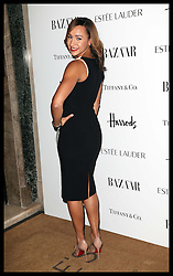 Jessica Ennis arriving at the Harper's Bazaar Women of the Year Awards in London, Wednesday, October 31st 2012 Photo by: Stephen Lock / i-Images<br />