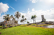 The Hotel des Roches in Kourou, French Guiana