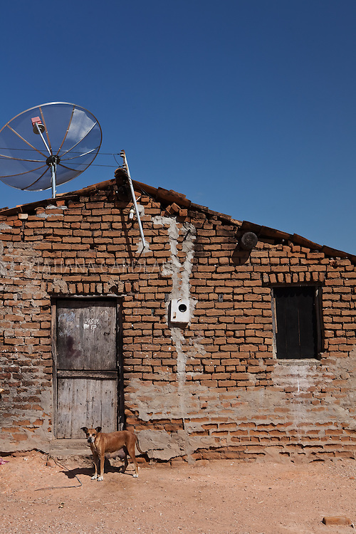Projeto A Gente Transforma - Chapada do Araripe - Piau&iacute;.<br /> <br /> Povoado V&aacute;rzea Queimada, Munic&iacute;pio de Jaic&oacute;s, Estado do Piau&iacute;. Fevereiro, 2012.<br /> <br /> Foto: Tatiana Cardeal.