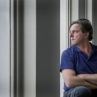 Nederland, Amsterdam, 9 september 2017.<br /> Eugenio Follender, cameraman  Spoorloos die samen met presentator Derek Bolt tijdens reportage in Colombia ontvoerd werd.<br /> <br /> Foto: Jean-Pierre Jans Nederland