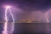 Lightning Storm - Italy