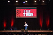 #KeepCorbyn, part of the #JC4PM tour a fringe event orgainised as part of the TUC 2016 by PCS. Brighton, UK.