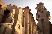 Luxor Temple.Luxor, Egypt