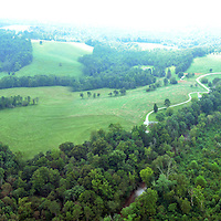 First Broad River and proposed Cline Reservoir