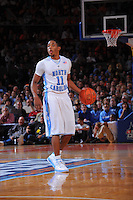 North Carolina guard Larry Drew II #11, during the 2K Sports Classic at madison Square Garden. (Mandatory Credit: Delane B. Rouse/Delane Rouse Photography)