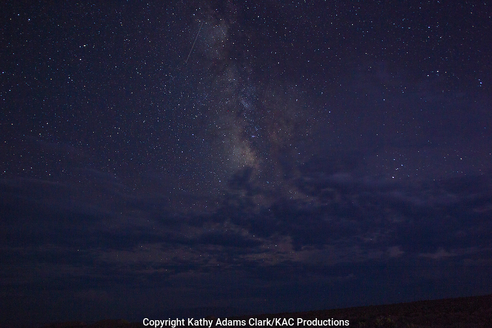 Milky Way, Big Bend National Park, far west Texas.