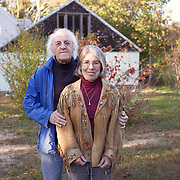 Hugh and Loretta are retired school teachers and local historians.  They are currently working on a book about the a witch trial that occurred in East Hampton.  Hugh's family has lived in the area for many generations.  Loretta came to Amagansett for work in her 30's and never left. Bonac by Tara Israel