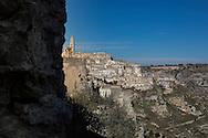 General view of Sassi di Matera
