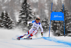Downhill, PFYL Thomas, LW9-2, SUI at the WPAS_2019 Alpine Skiing World Championships, Kranjska Gora, Slovenia