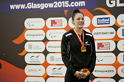 PASCOE Sophie NZL at 2015 IPC Swimming World Championships -  Women's 100m Freestyle S10
