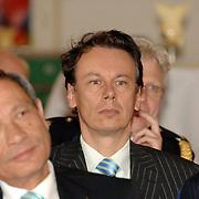 NLD/Huizen/20060323 - Afscheid burgemeester Jos Verdier als burgemeester van Huizen, familie