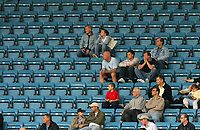 Photo: Frances Leader.<br />Millwall v Cardiff City. Coca Cola Championship.<br />24/09/2005.<br /><br />Millwall's crowd attendence