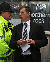 Photo: Andrew Unwin.<br /> Newcastle United v Sheffield United. The Barclays Premiership. 04/11/2006.<br /> Newcastle's Glenn Roeder.