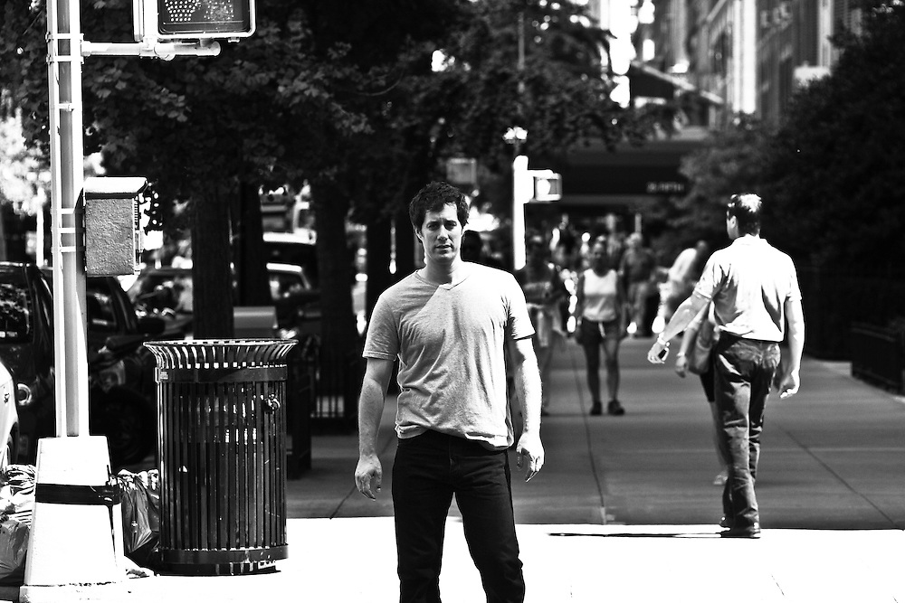 Justin Reinsilber, Actor, Writer, New York