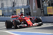 Sebastian Vettel of Scuderia Ferrari during the practice session of the Spanish Formula One Grand Prix at Circuit de Catalunya, Barcelona, Spain.<br /> Picture by EXPA Pictures/Focus Images Ltd 07814482222<br /> 12/05/2017<br /> *** UK &amp; IRELAND ONLY ***<br /> <br /> EXPA-EIB-170512-0144.jpg