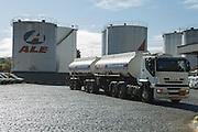Betim_MG, Brasil.<br /> <br /> Base da Ale, distribuidora de combustíveis, em Betim, Minas Gerais.<br /> <br /> fuels distributor Ale Combustiveis in Betim, Minas Gerais.<br /> <br /> Foto: RAFAEL MOTTA / NITRO