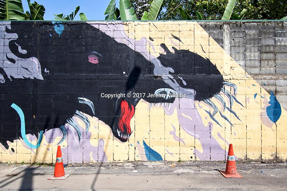 Black Bear by Sabek, Charoen Krung 32