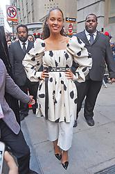 "Padma Lakshmi, Alicia Keys and Tina Fey at the ""The Power of Women: New York luncheon"". 13 Apr 2018 Pictured: Padma Lakshmi, Alicia Keys and Tina Fey. Photo credit: MEGA TheMegaAgency.com +1 888 505 6342"