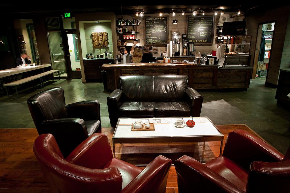 Old Soul Company, Sacramento Coffee distributor and Cafes.