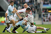 England v Argentina. Investec Challenge.  11-11-2006