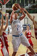 DESCRIZIONE : Chieti Qualificazione Eurobasket Women 2009 Italia Turchia <br /> GIOCATORE : Kathrin Ress<br /> SQUADRA : Nazionale Italia Donne <br /> EVENTO : Raduno Collegiale Nazionale Femminile<br /> GARA : Italia Turchia Italy Turkey <br /> DATA : 27/08/2008 <br /> CATEGORIA : tiro<br /> SPORT : Pallacanestro <br /> AUTORE : Agenzia Ciamillo-Castoria/M.Marchi <br /> Galleria : Fip Nazionali 2008 <br /> Fotonotizia : Chieti Qualificazione Eurobasket Women 2009 Italia Turchia <br /> Predefinita : si