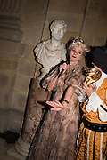 BELLA HOWARD, Bella Howard 30th birthday, Castle Howard, Dress code: Flower Fairies and Prince Charming, 3 September 2016