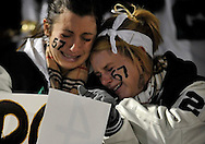 An emotional pregame ceremony remembered the life of Paul McGhee at Byers Field in Parma on November 25, 2011.
