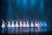Bay Pointe Ballet performs the Nutcracker at the San Mateo Performing Arts Center in San Mateo, California, on December 22, 2013. (Stan Olszewski/SOSKIphoto)