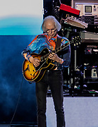 STEVE HOWE of Yes at Five Point Theater in Irvine, California