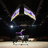 Vaulting - Individual Female Final Competition