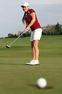Denver University Womens Golf Team photo shoot on October 17, 2013.