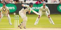 23 May 2016 - Middlesex v Somerset, County Championship Cricket - day two