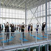 Yoga al 35° piano