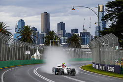 March 24, 2018 - Melbourne, Victoria, Australia - 16 LECLERC Charles (mco), Alfa Romeo Sauber F1 Team C37, action during 2018 Formula 1 championship at Melbourne, Australian Grand Prix, from March 22 To 25 - s: FIA Formula One World Championship 2018, Melbourne, Victoria : Motorsports: Formula 1 2018 Rolex  Australian Grand Prix, (Credit Image: © Hoch Zwei via ZUMA Wire)