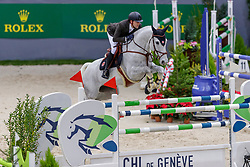 DELESTRE Simon (FRA), Berlux Z<br /> Genf - CHI Geneve Rolex Grand Slam 2019<br /> Prix des Communes Genevoises<br /> 2-Phasen-Springen<br /> International Jumping Competition 1m50<br /> Two Phases: A + A, Both Phases Against the Clock<br /> 13. Dezember 2019<br /> © www.sportfotos-lafrentz.de/Stefan Lafrentz
