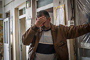 Father of five Safwan, 43, breaks down while recalling life under ISIS. &ldquo;Living here was hell,&rdquo; he explained, referring to the years he and his family lived in Mosul under ISIS occupation. &ldquo;They (ISIS) killed everyone. They destroyed everything.&rdquo;<br />