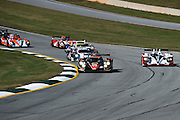 Start of the 15e Petit Le Mans. Oct 18-20, 2012. © Jamey Price