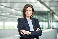 08 MAY 2018, BERLIN/GERMANY:<br /> Manuela Rottmann, MdB, B90/Gruene, Paul-Loebe-Haus, Deutscher Bundestag<br /> IMAGE: 20180508-01-067