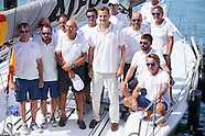 080516 King Felipe VI  At The Royal Yacht Club