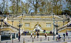 Entrance to the public park in Bologna, Italy<br /> <br /> (c) Andrew Wilson | Edinburgh Elite media