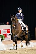 Juliette Ramel - Buriel K.H.<br /> Indoor Drachten 2016<br /> © DigiShots