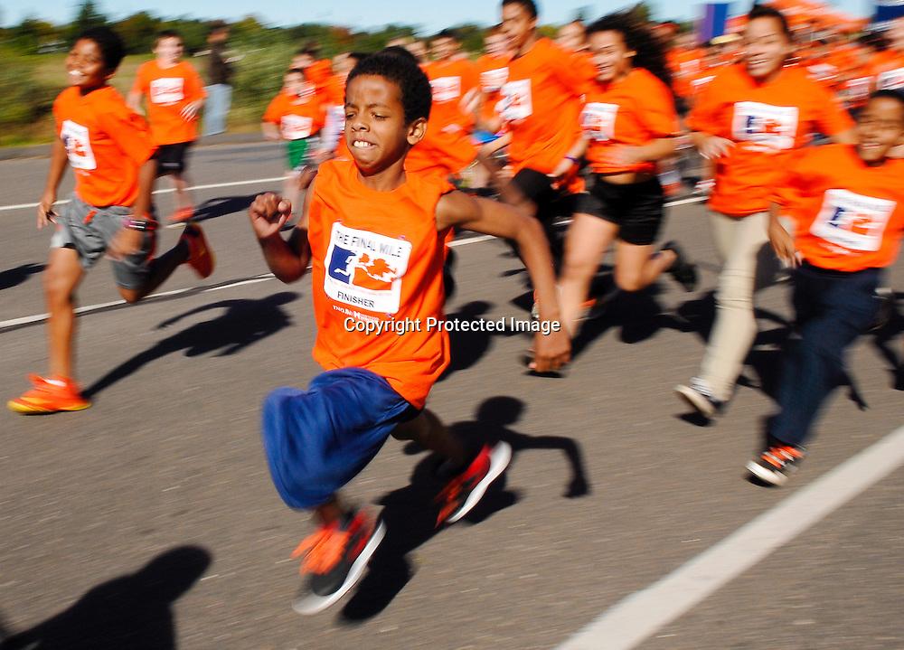 ING Kids Marathon 2013.