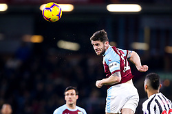 Robbie Brady of Burnley heads the ball forward - Mandatory by-line: Robbie Stephenson/JMP - 26/11/2018 - FOOTBALL - Turf Moor - Burnley, England - Burnley v Newcastle United - Premier League