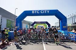 Riders during 156km and 97km race at 37th Marathon Franja BTC City 2018, on June 10, 2018 in Ljubljana, Slovenia. Photo by Urban Urbanc / Sportida