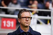 SOLNA, SWEDEN - JULY 27: Rikard Norling, head coach of AIK during the UEFA Europa League Qualifying match between AIK and SC Braga at Friends arena on July 27, 2017 in Solna, Sweden. Photo by Nils Petter Nilsson/Ombrello