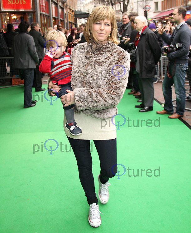 Kate Garraway Yogi Bear - Gala Screening, Vue Cinema, Leicester Square, London, UK, 06 February 2011: Contact: Ian@Piqtured.com +44(0)791 626 2580 (Picture by Richard Goldschmidt)